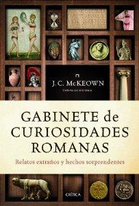 Portada de GABINETE DE CURIOSIDADES ROMANAS