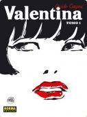 Portada de VALENTINA. TOMO 1 (VALENTINA#1)