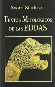 Portada de TEXTOS MITOLÓGICOS DE LAS EDDAS