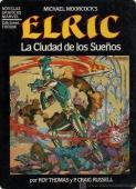 Portada de ELRIC. LA CIUDAD DE LOS SUEÑOS