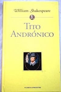 Portada de TITO ANDRÓNICO