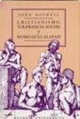 Portada de CRISTIANISMO, TOLERANCIA SEXUAL Y HOMOSEXUALIDAD