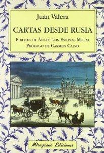 Portada de CARTAS DESDE RUSIA
