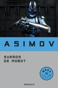 Portada de SUEÑOS DE ROBOT