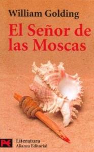 Portada de EL SEÑOR DE LAS MOSCAS
