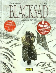 ARCTIC-NATION (BLACKSAD #2)