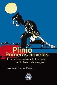 Portada de PLINIO. PRIMERAS NOVELAS (PLINIO #1)