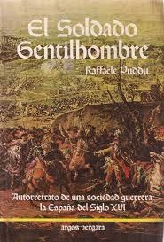 Portada de EL SOLDADO GENTILHOMBRE