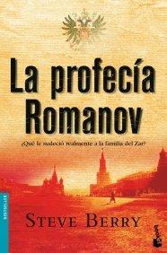 Portada de LA PROFECÍA ROMANOV
