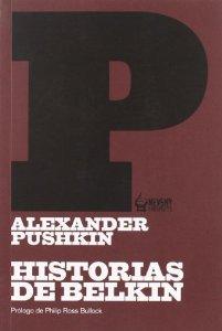 Portada de HISTORIAS DE BELKIN