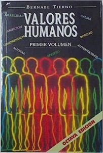 Portada de VALORES HUMANOS