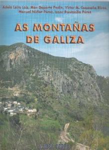 Portada de AS MONTAÑAS DE GALIZA