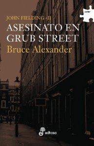 ASESINATO EN GRUB STREET (JOHN FIELDING II)