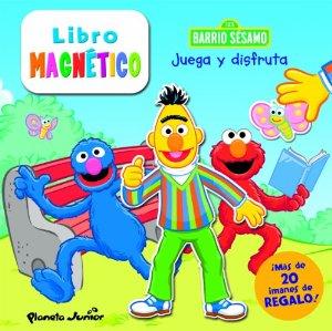 BARRIO SESAMO. JUEGA Y DISFRUTA (LIBRO MAGNÉTICO)
