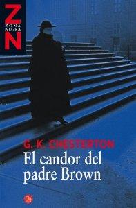 Portada de EL CANDOR DEL PADRE BROWN (PADRE BROWN #1)