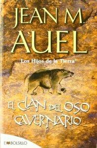 Portada de EL CLAN DEL OSO CAVERNARIO (LOS  HIJOS DE LA TIERRA #1)