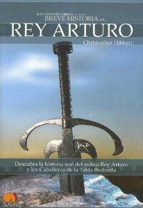 Portada de BREVE HISTORIA DEL REY ARTURO