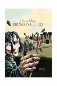 Portada de CÍRCULO DE HADAS (ORLANDO Y LA NIEBLA #2)