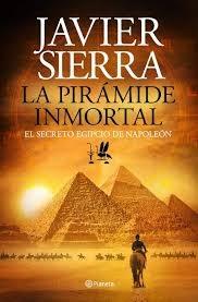 Portada de LA PIRÁMIDE INMORTAL