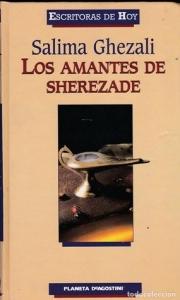 Portada de LOS AMANTES DE SHEREZADE