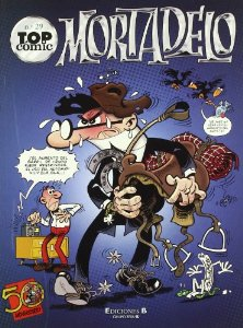 Portada de TOP CÓMIC MORTADELO Nº 29