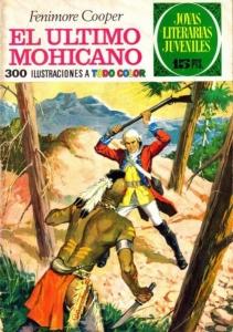 EL ÚLTIMO MOHICANO. JOYAS LITERARIAS JUVENILES ( JOYAS LITERARIAS JUVENILES#12)